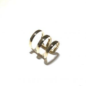 gull-enkel-klassisk-earcuff
