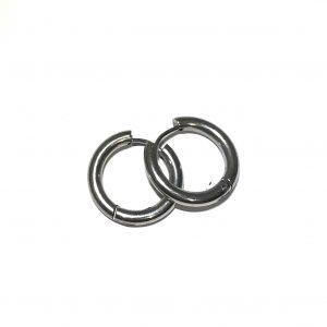 stål-øreringer-ørepynt