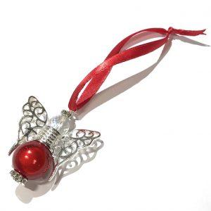 sølv-rød-engel-juletrepynt