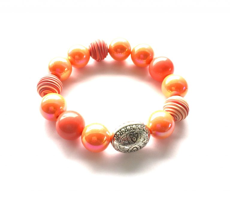 orange-armbånd