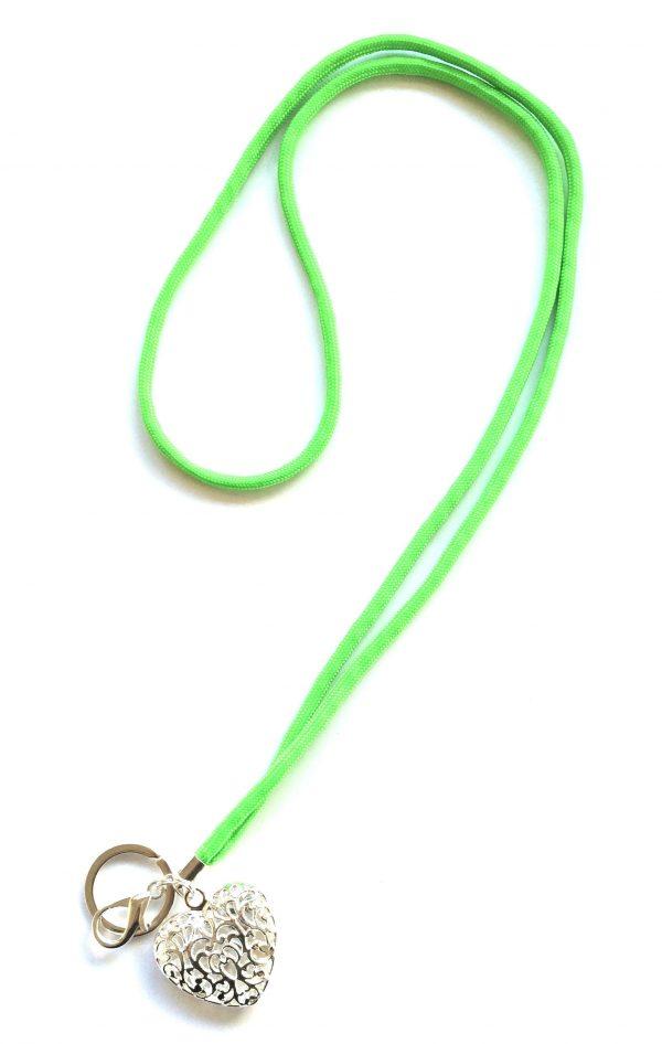 nøkkelring-nøkkelring med snor