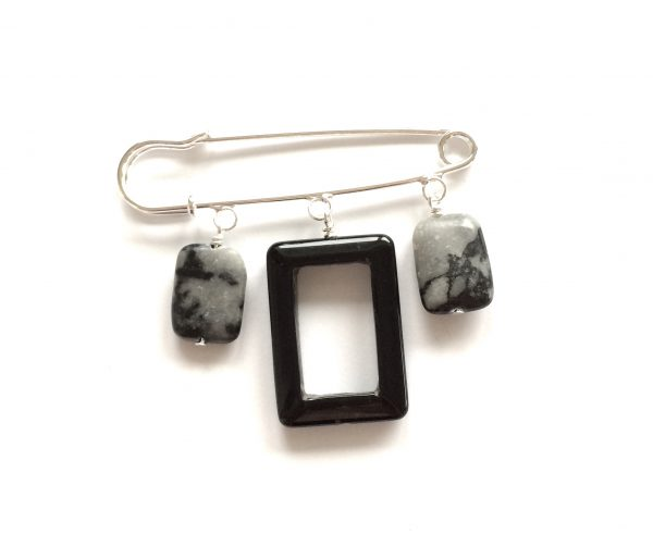 nål-pyntenål-obsidian-onyx