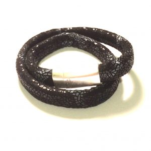 sort-armbånd