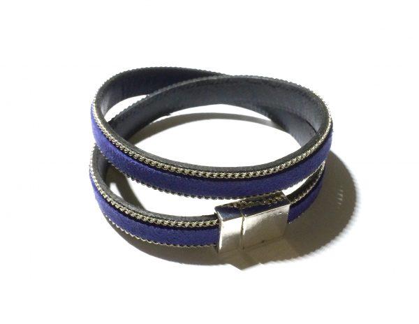 blå-armbånd