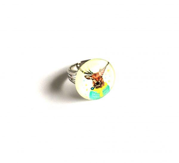 justerbar-glassring-ring-hjort-fingerring