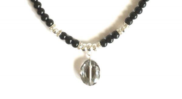 sort-bling-jul-halskjede-smykke