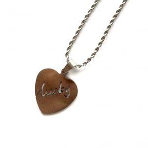 hjerte-halskjede-smykke