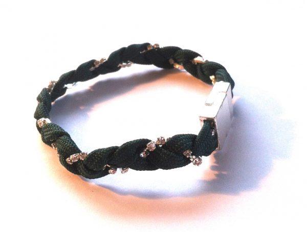grønt-armbånd