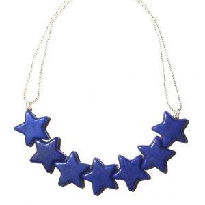 halskjede-smykke-stjerne