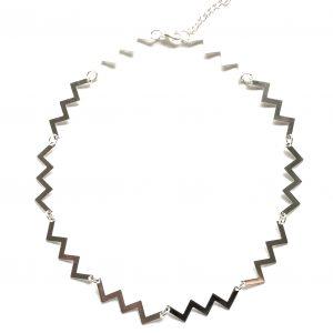 halskjede-smykke-sikksakk