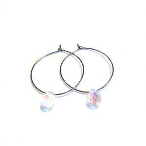 swarovski-krystall-øreringer