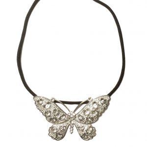 halskjede-smykke-sommerfugl