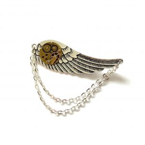 nål-brosje-vinge