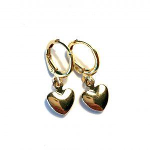 hjerte-øredobber-øreanheng-ørepynt
