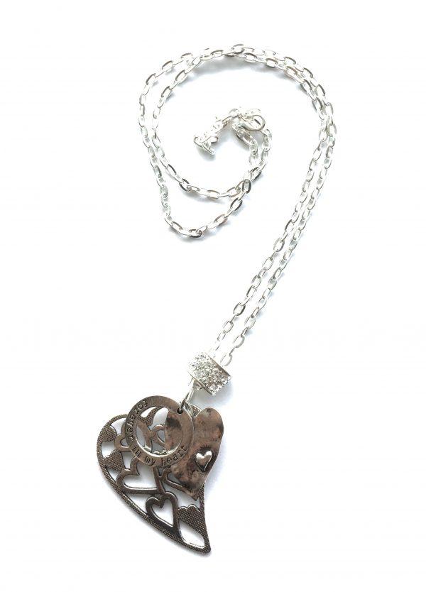 hjerte-smykke-halskjede