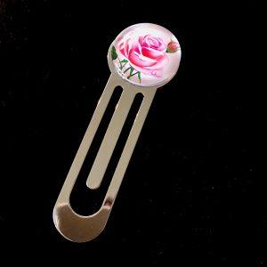 bokmerke-rose