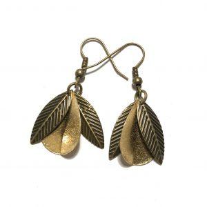 bronse-øreanheng-øredobber-ørepynt