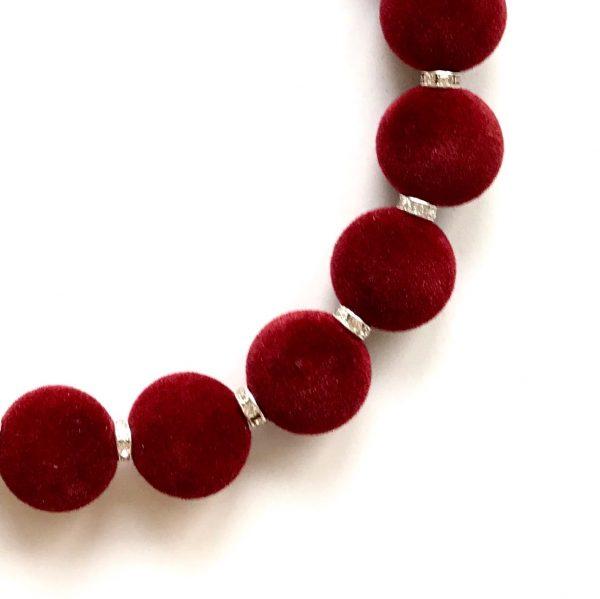 julegavetips-armbånd-rød-fløyel