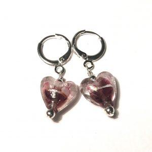 hjerte-øredobber-ørepynt-øreanheng
