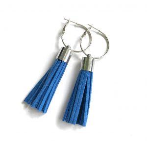 blå-dusk-øreringer-øredobber-ørepynt