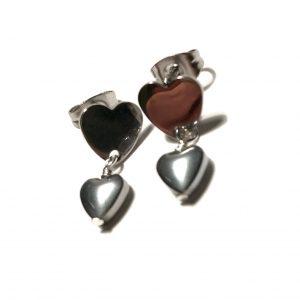 blodsteins-hjerte-øredobber-ørepynt