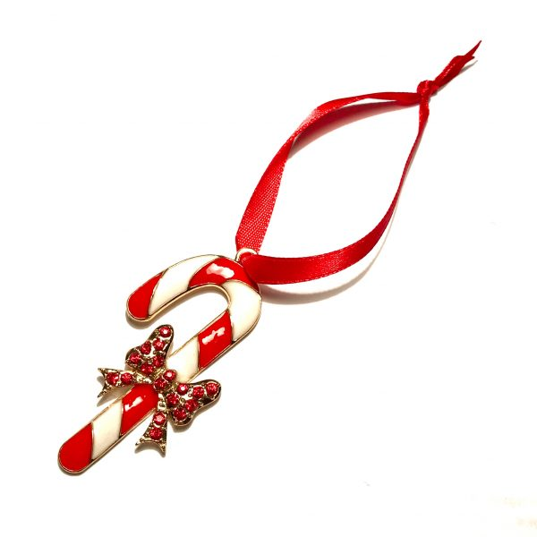 sukkerstang-juletrepynt