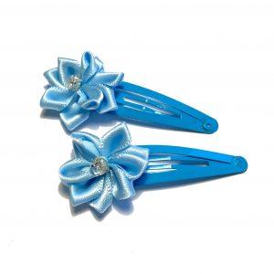 blå-hårpynt-hårspenne-hårsløyfe