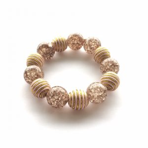 rosa-beige-armbånd