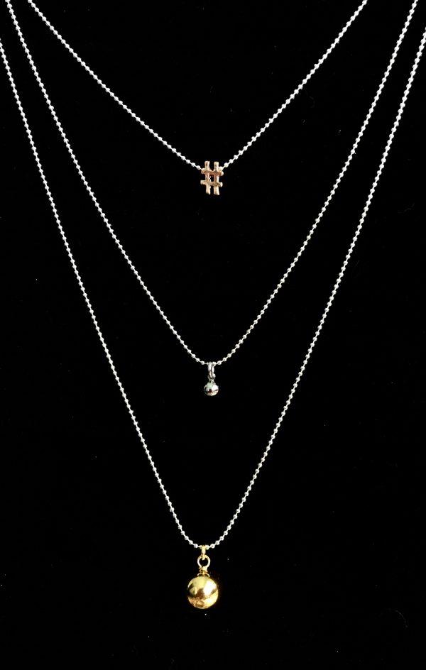 smykke-halskjede