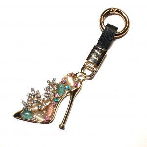 sko-nøkkelring
