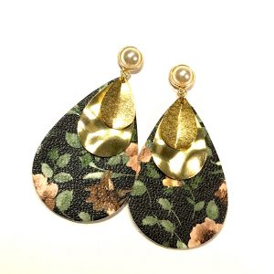 ørepynt-øreanheng-øredobber-blomst-bohem-gull