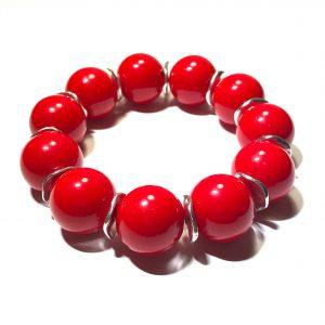 rødt-julearmbånd-armbånd
