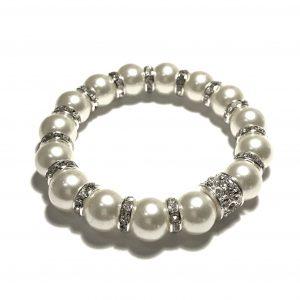 perle-armbånd-elastisk