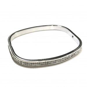 sølvfarget-rustfritt-stål-armbånd-rhinsten
