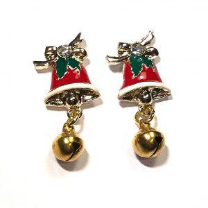 jule-øredobber-ørepynt-øreanheng-bjeller