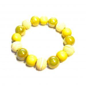 gult-armbånd-elastisk-