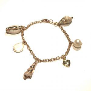 ocean-jewelery-maritimt-skjell-perle-armbånd