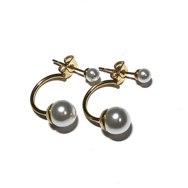perle-doble-øredobber