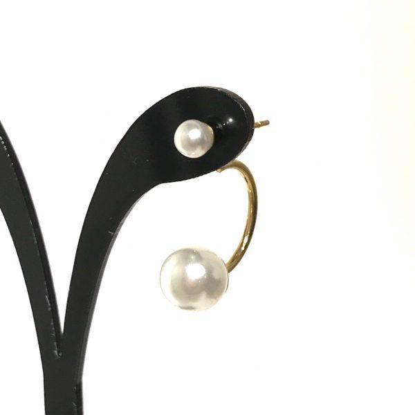 doble-perle-øredobber