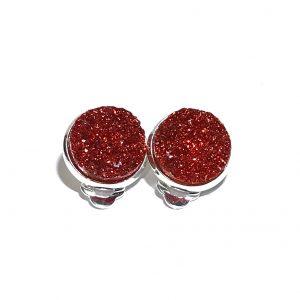 røde-klips-øredobber