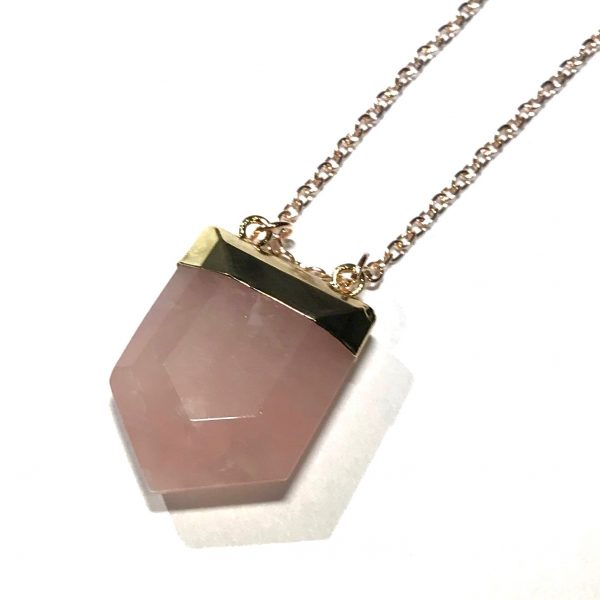 rosenquartz-rosenkvarts-smykke-halskjede