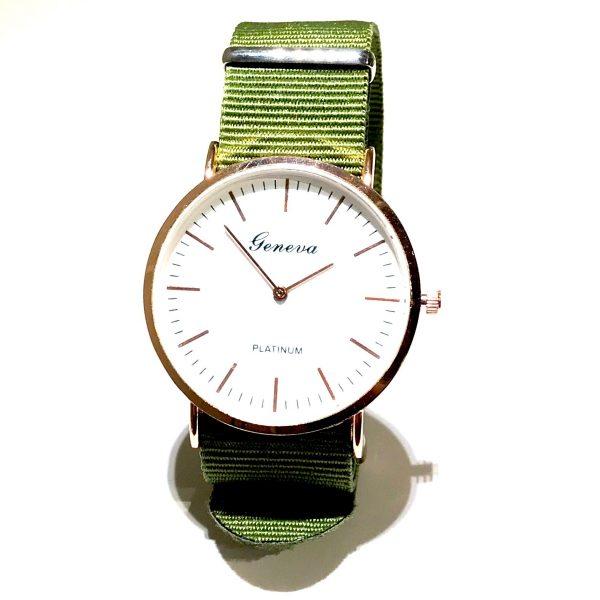 grønn-klokke-ur