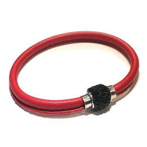 rød-lammeskinn-armbånd