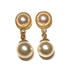 perle-øredobber-øreanheng