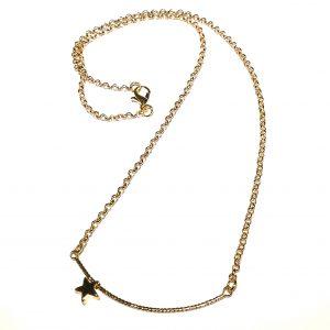 gull-stjerne-smykke