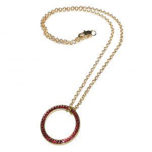 rød-ring-smykke-halskjede
