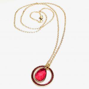 rødt-smykke