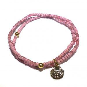 rosa-bohem-armbånd