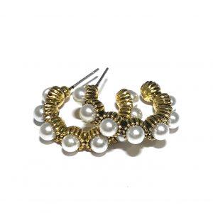 bohem-perle-øreringer