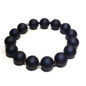 blå-perle-armbånd